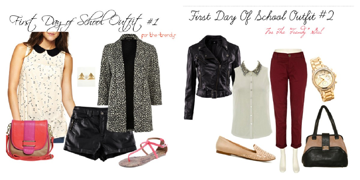 First Day of School Outfit Ideas (For Every Style!)