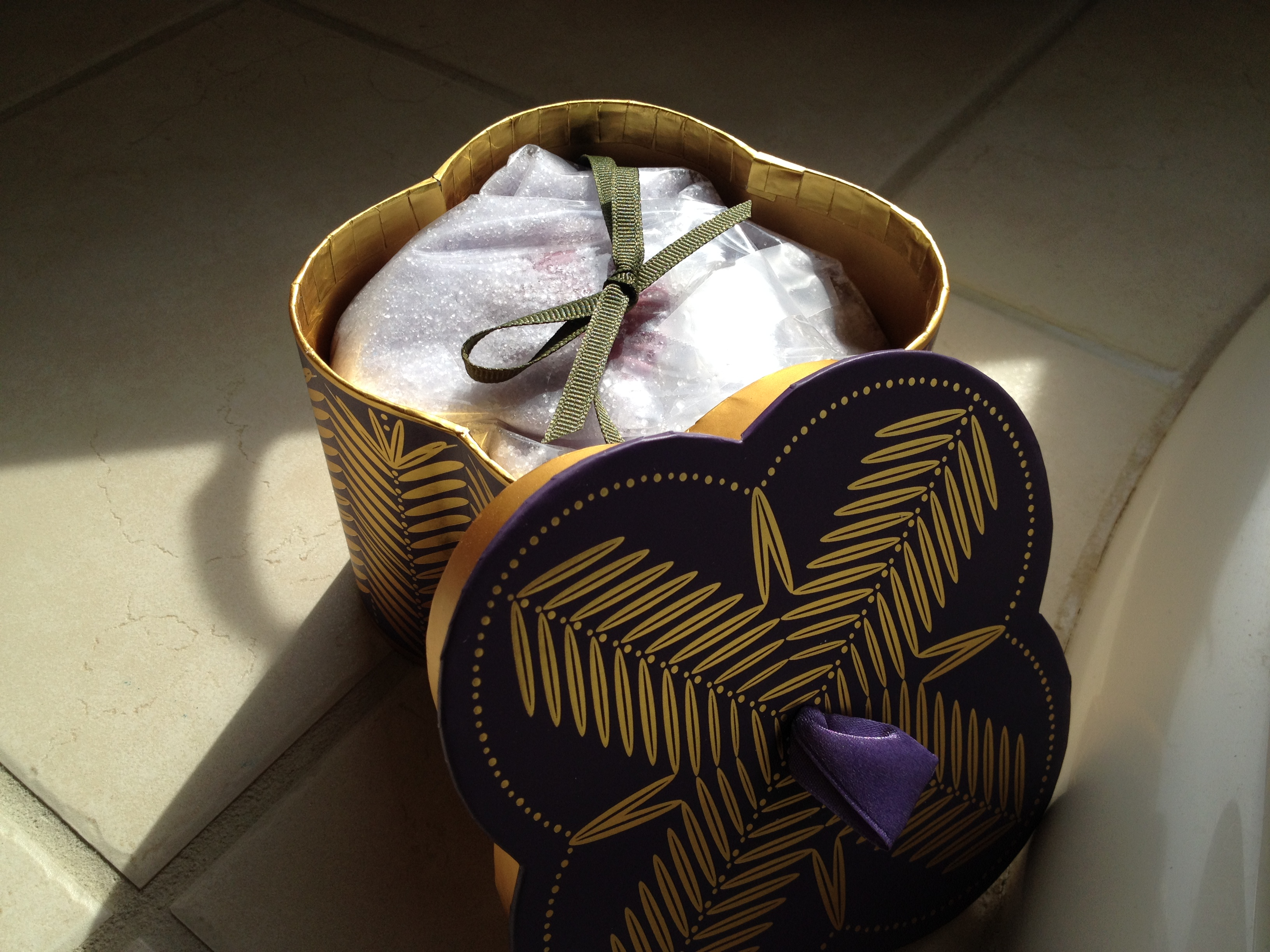 Lavender and Rosemary Bath Salts $45