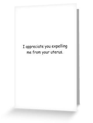 4X6 Greeting Card $2.40