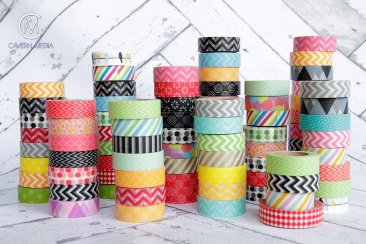 Image Via http://hyperbite.com/diy/25-things-washi-tape/