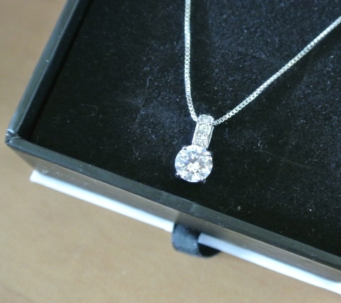 """Mary """"Motherly"""" Necklace $115.00"""
