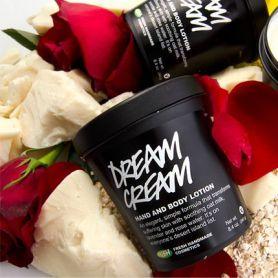 For Her: Dream Cream Body Lotion $27 Lush.com