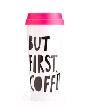 For Her: Thermal mug $14 Shopbando.com