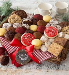 Holiday Dessert Basket $50 Cheryls.com
