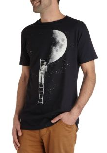 For HIm: Man and the Moon Tee $28 Modcloth.com