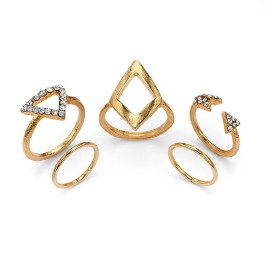 $17 Stackable Rings http://www.7charmingsisters.com/collections/rings