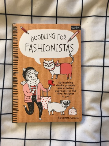 $17 Doodling For Fashionistas http://www.quartoknows.com/books/9781600584596/Doodling-for-Fashionistas.html