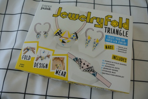$20 Paper Punk Jewelry http://paperpunk.com/collections/shop-all/jewelry