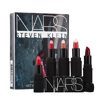 $49 Nars Steven Klein Collaboration Killer Heels Lipstick Kit http://www.sephora.com/nars-steven-klein-collaboration-killer-heels-lipstick-coffret-P402216?skuId=1744044