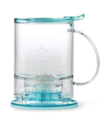 $20 Tea maker http://www.teavana.com/us/en/teaware/teavana-perfectea-makers/mint-teavana-16-oz-perfectea-maker-011057135.html?navid=search&start=1