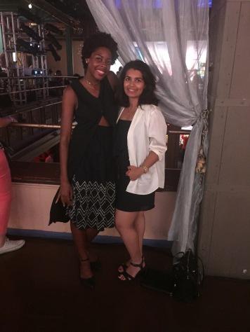 Neha and I
