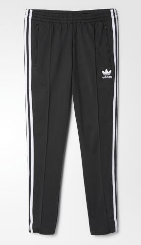 Adidas $60 http://www.adidas.com/us/supergirl-track-pants/AY8119.html